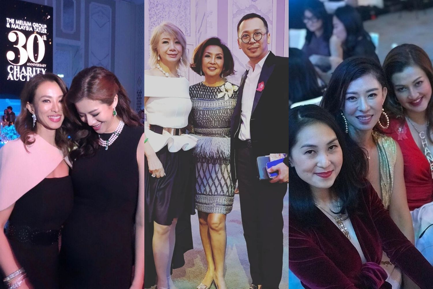 Tatlergrams Of The Week: The Melium Group & Malaysia Tatler's Unforgettable 30th Anniversary Charity Auction