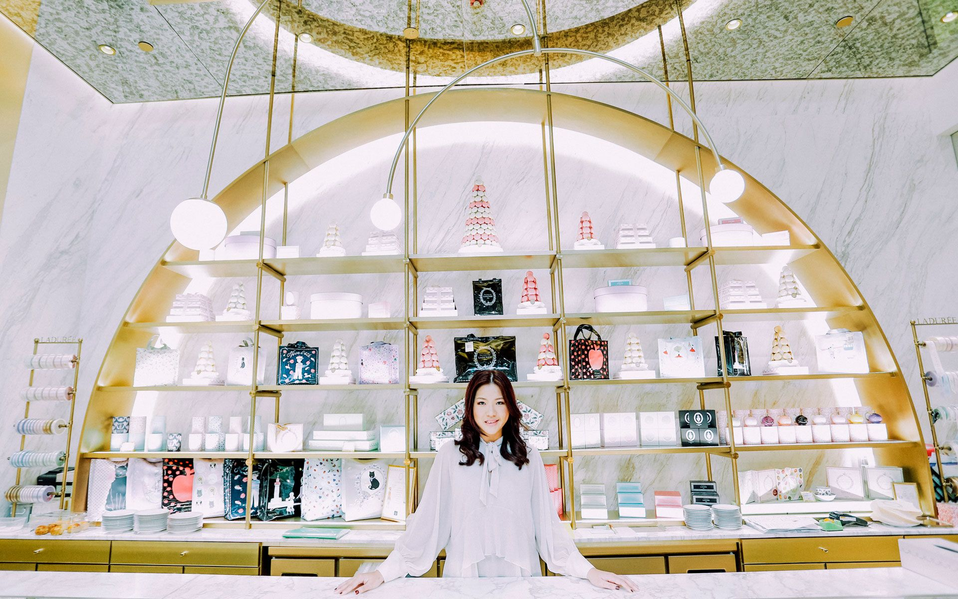Bright Young Things: Bianca Ong of Ladurée Malaysia