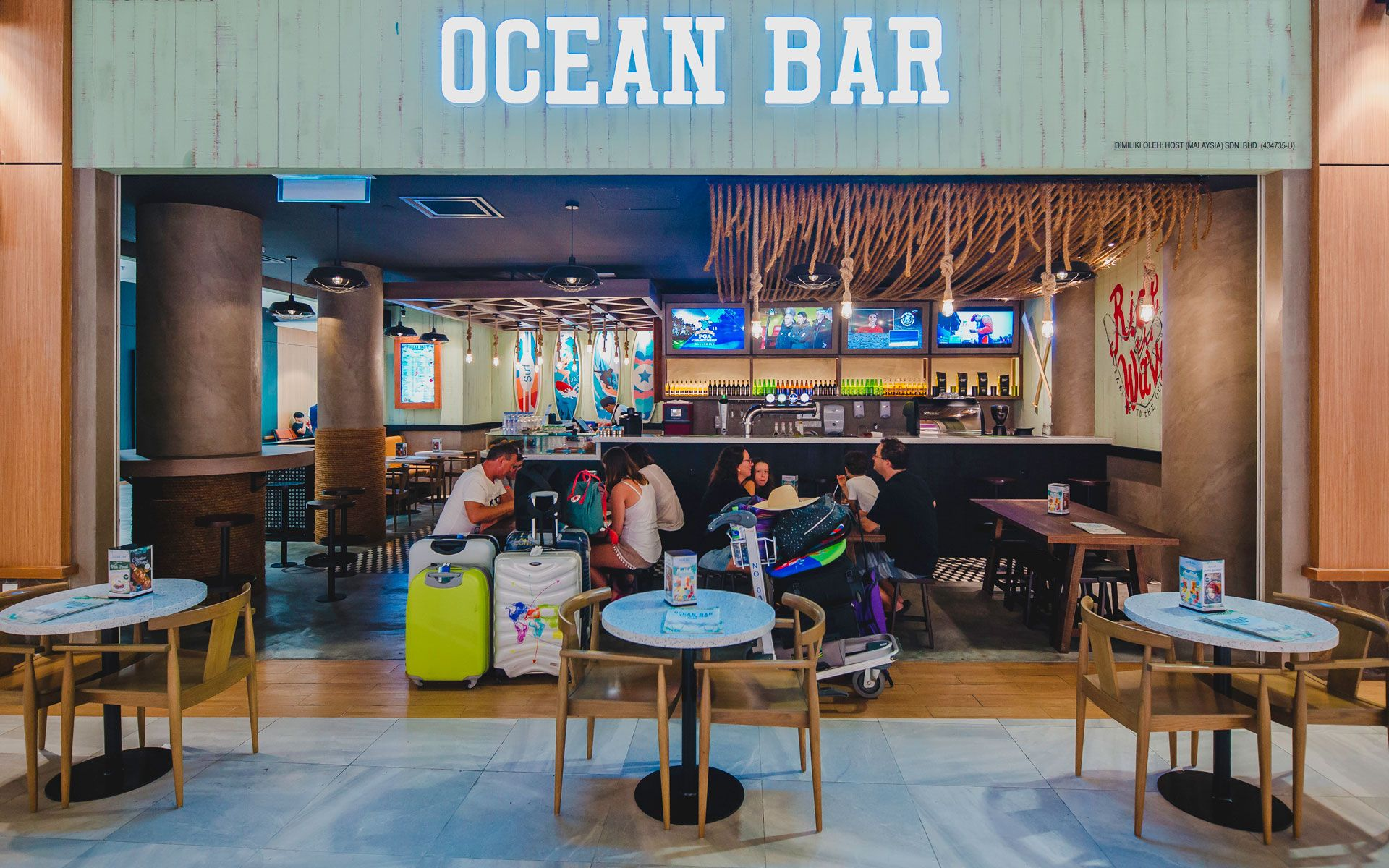 Tickle Your Tastebuds With These 5 New Eateries At Langkawi International Airport