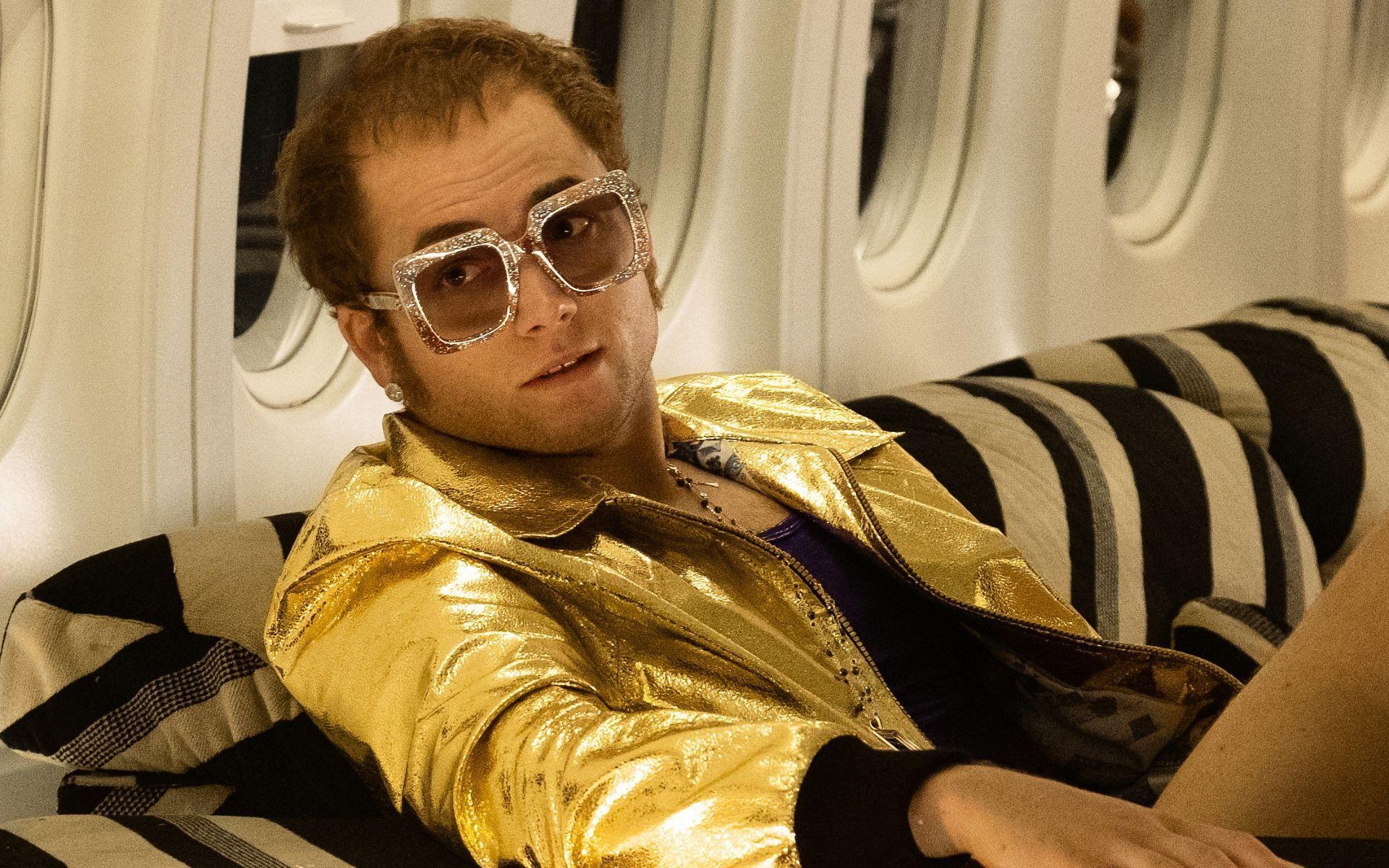 Chopard Helped Transform Taron Egerton Into Elton John In Rocketman