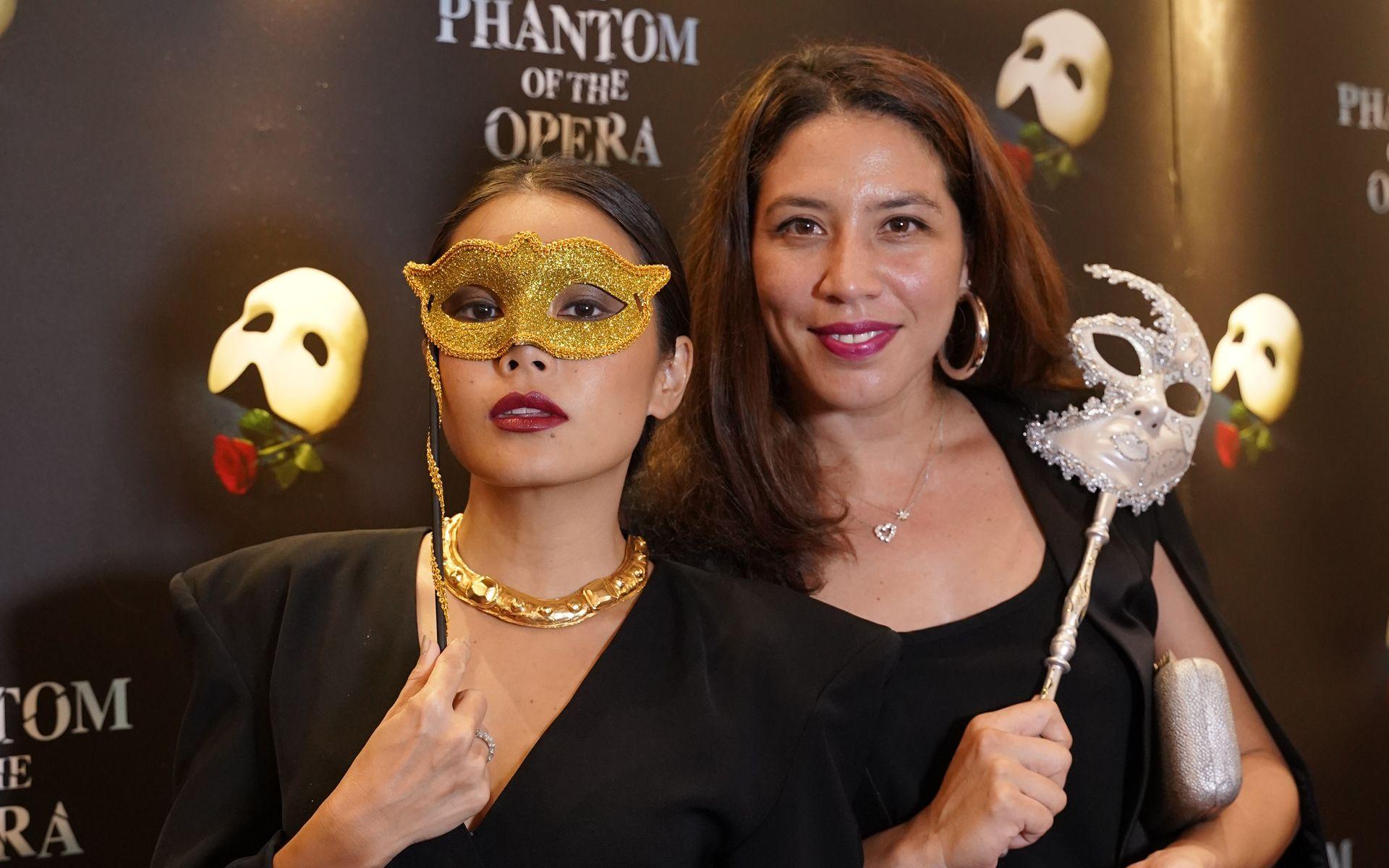 The Phantom Of The Opera Gala Night: A Masquerade At Istana Budaya