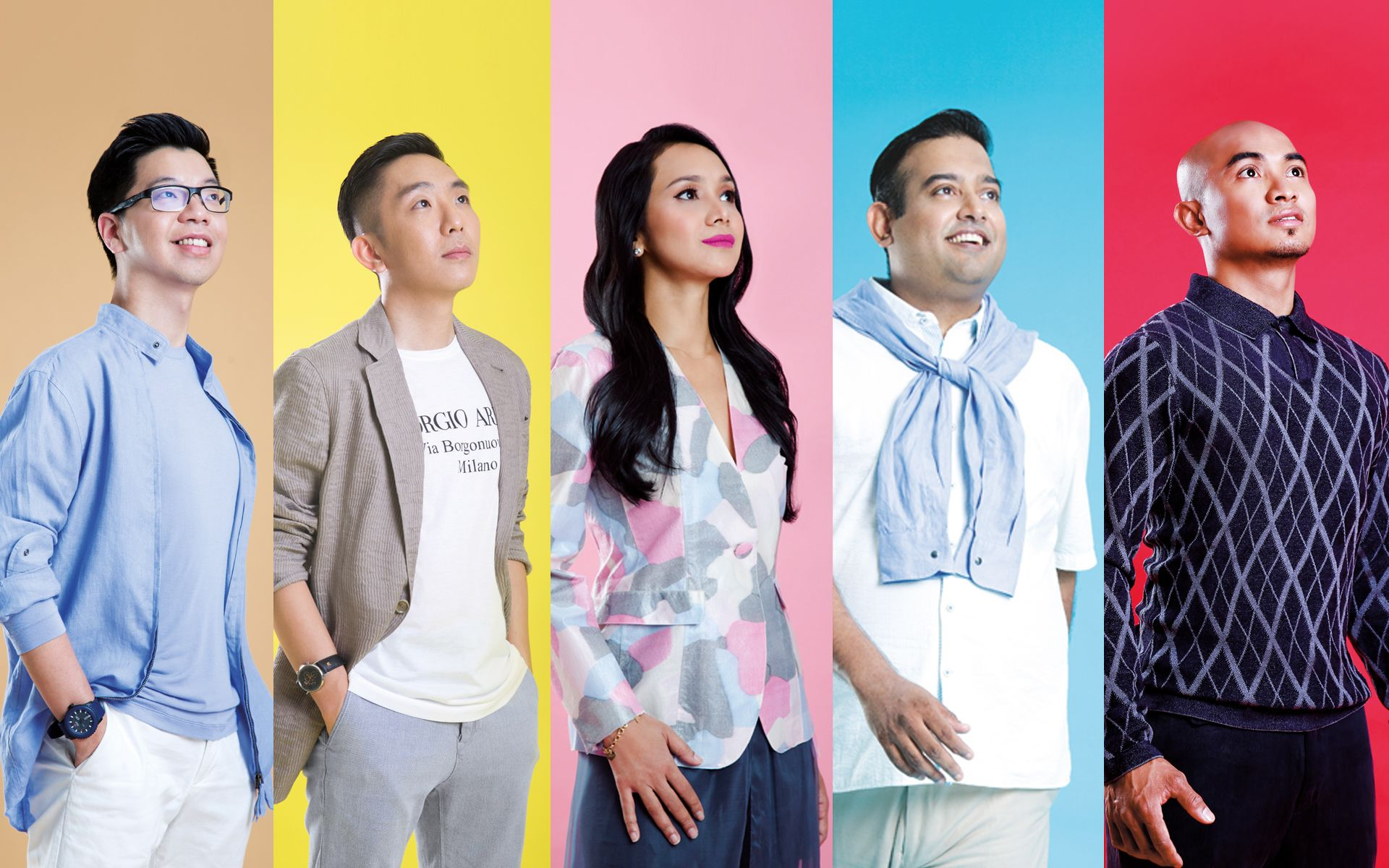 Cover Story: 5 Inspiring Malaysians To Know From Our Gen.T List 2019