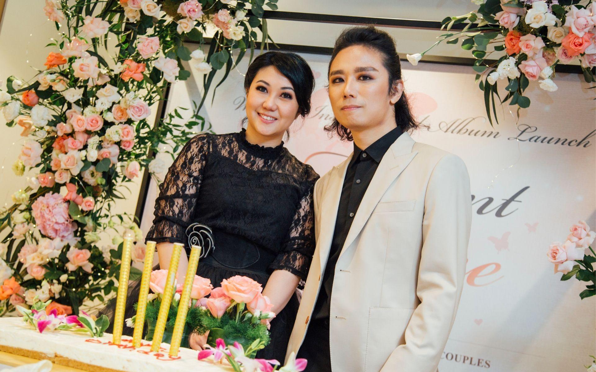 Gloria Tan and Ken Lee