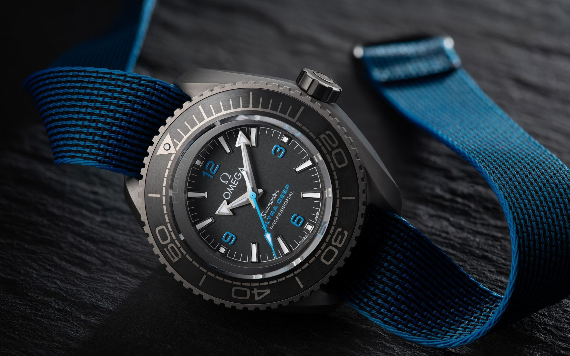 Seamaster Planet Ocean Ultra Deep Professional