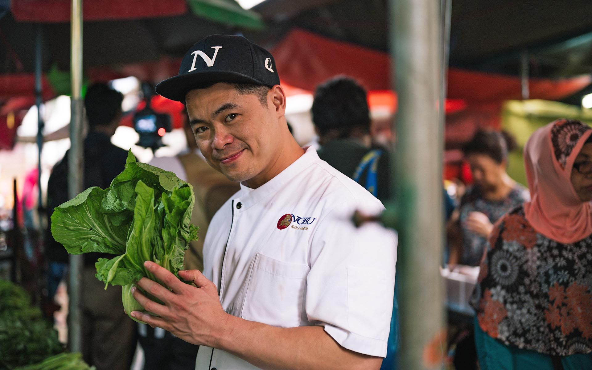 Wet Market Challenge: Nobu Kuala Lumpur Cooks A Meal From Ingredients We Chose