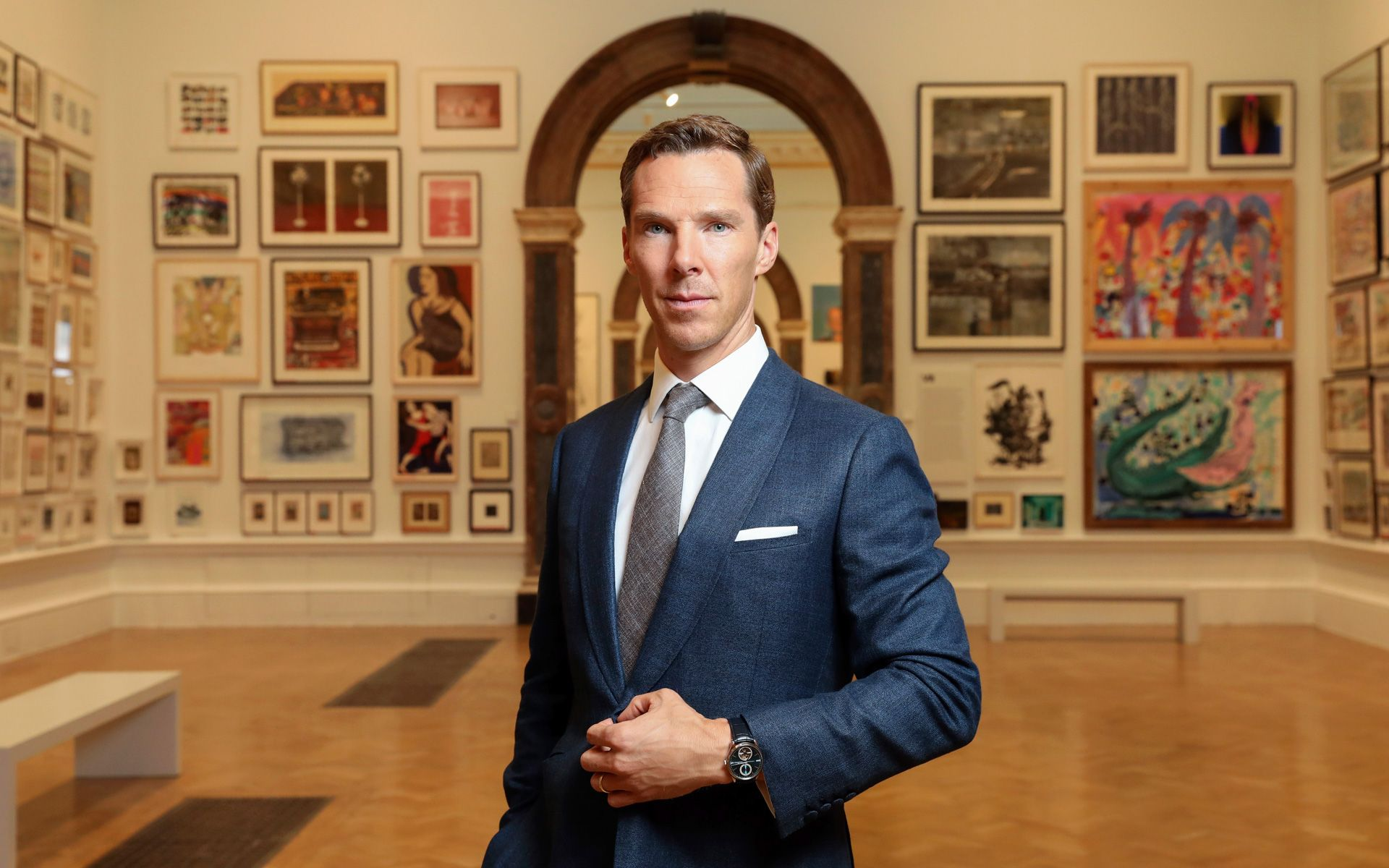 An Evening Of Art & Watchmaking History With Jaeger-LeCoultre At The Royal Academy Of Arts