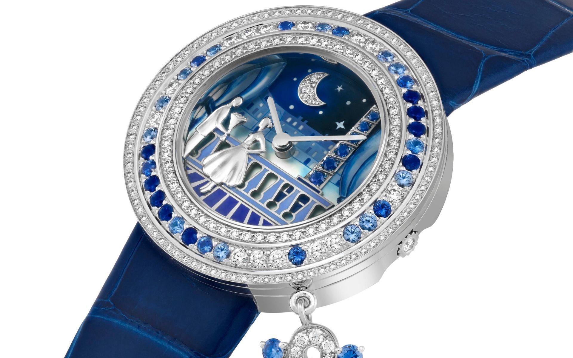 A Parisian Romance With Van Cleef & Arpels' Charms Extraordinaire
