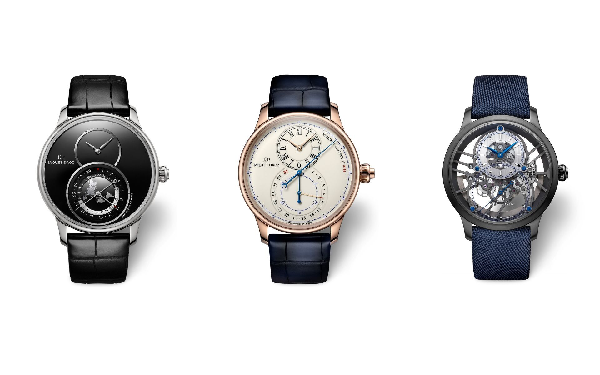 The Fascinating New Faces Of Jaquet Droz Grande Seconde