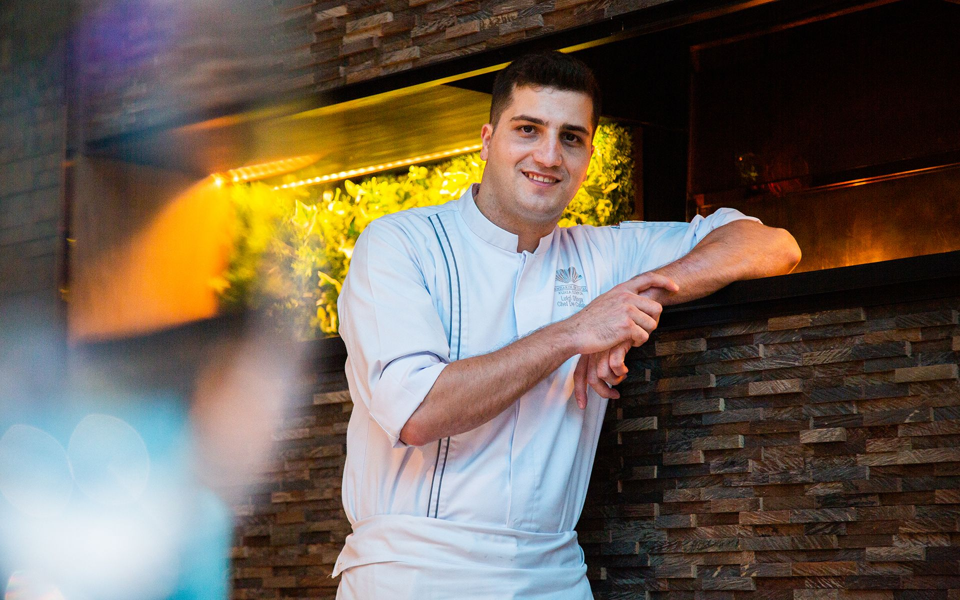 Chef Luigi Stinga's Mandarin Oriental KL Debut Is An Ode To His Italian Childhood