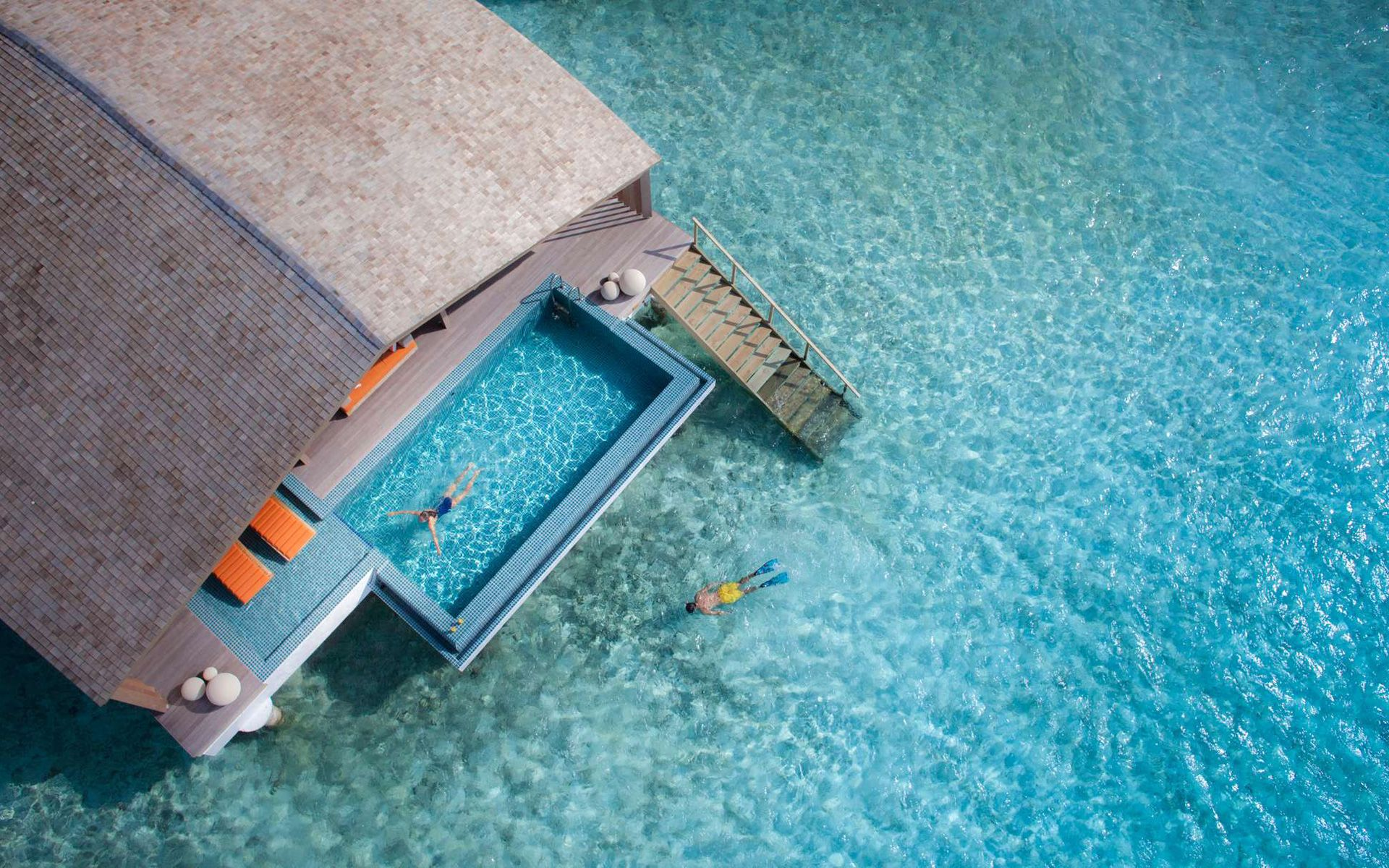 Club Med Finolhu, Maldives