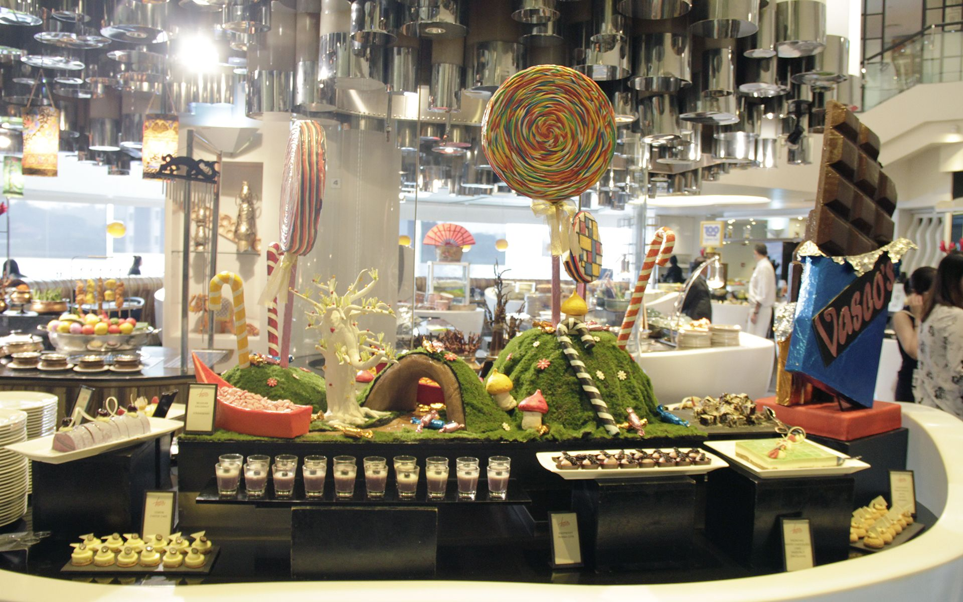 The Chocolate Factory Is In Town & You Can Indulge All You Want At Hilton Kuala Lumpur