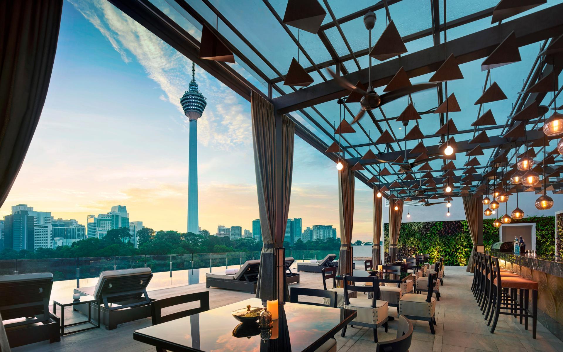 Photo: Courtesy of Hotel Stripes Kuala Lumpur