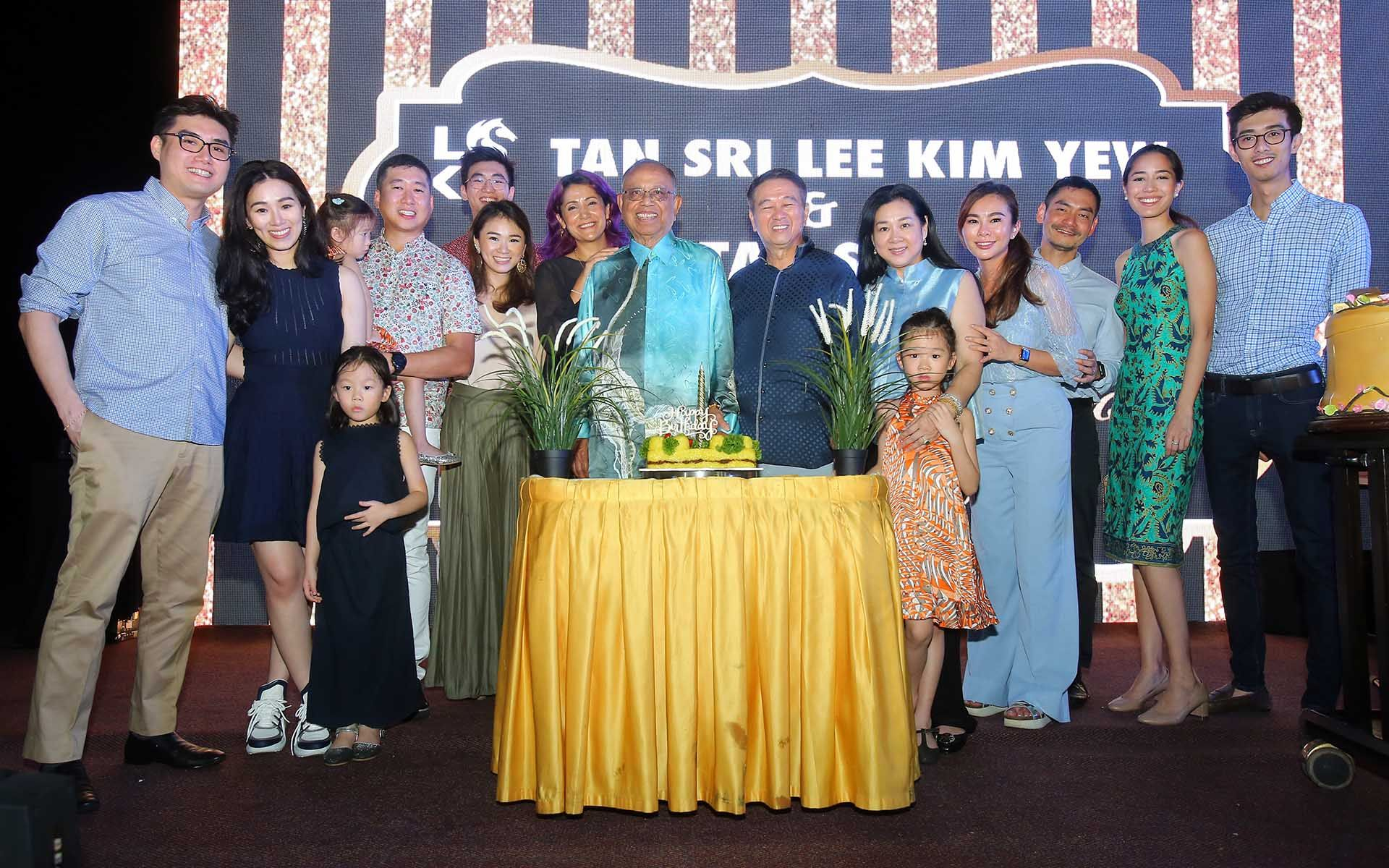 Tan Sri Lee Kim Yew's 64th Garden Birthday Party