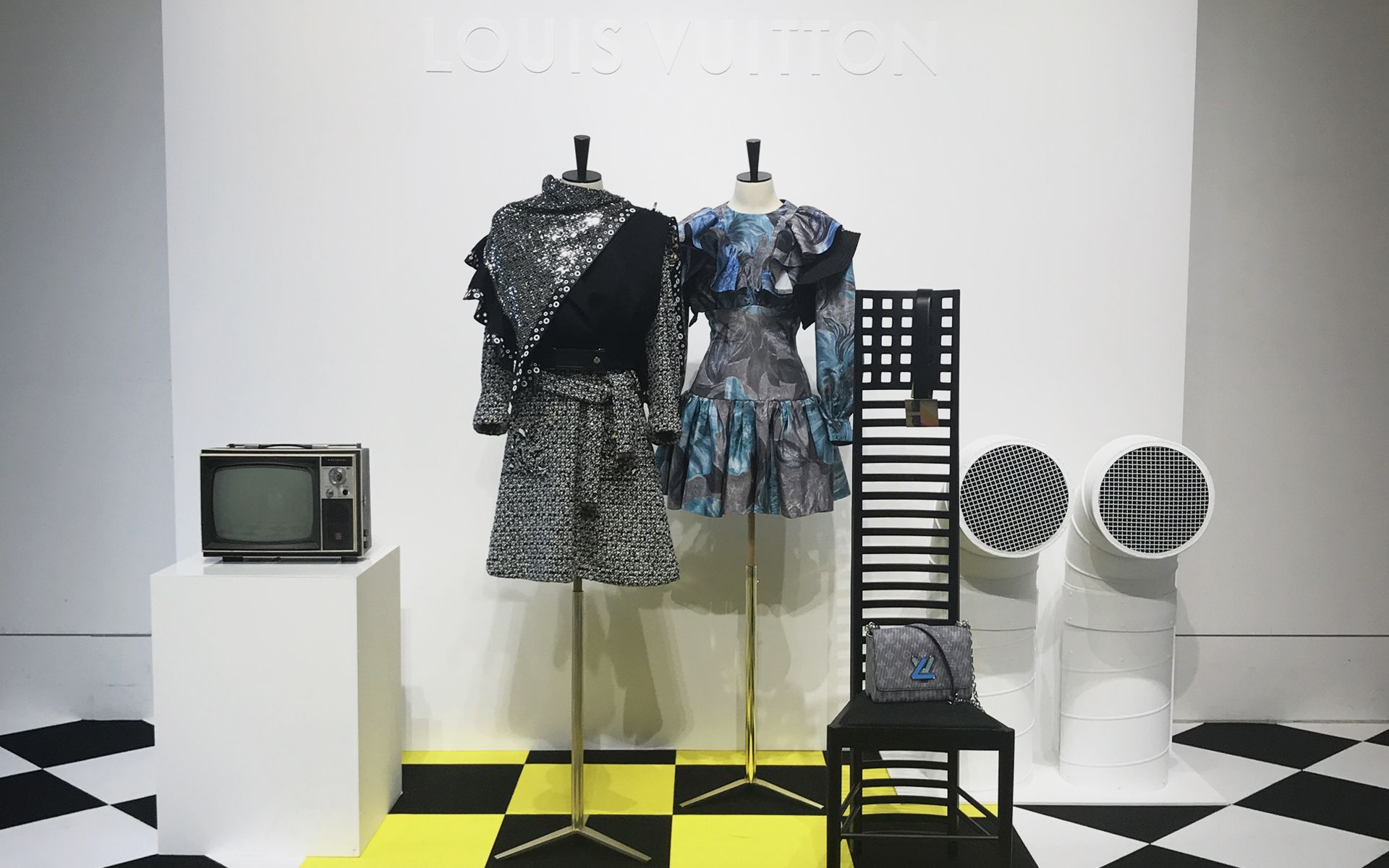 Celebrating The Many Highs Of Nicolas Ghesquière's Louis Vuitton Fall/Winter 2019 Collection