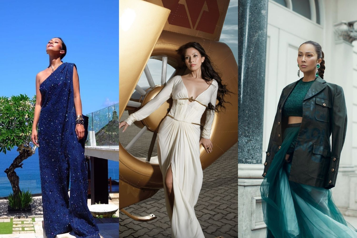 Ezurin Khyra: Over A Decade Of Glam Style In Photos