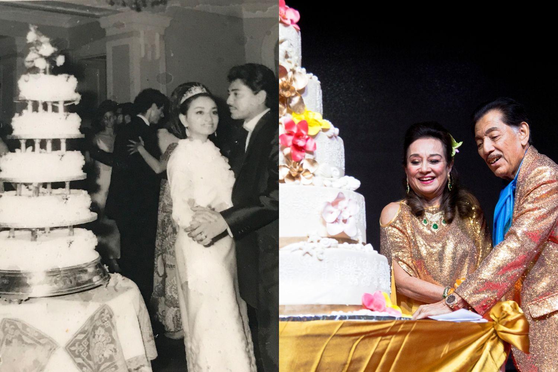 Couple Spotlight: 50 Years Of Love With Tunku Dara Naquiah & Tunku Datuk Mudzaffar