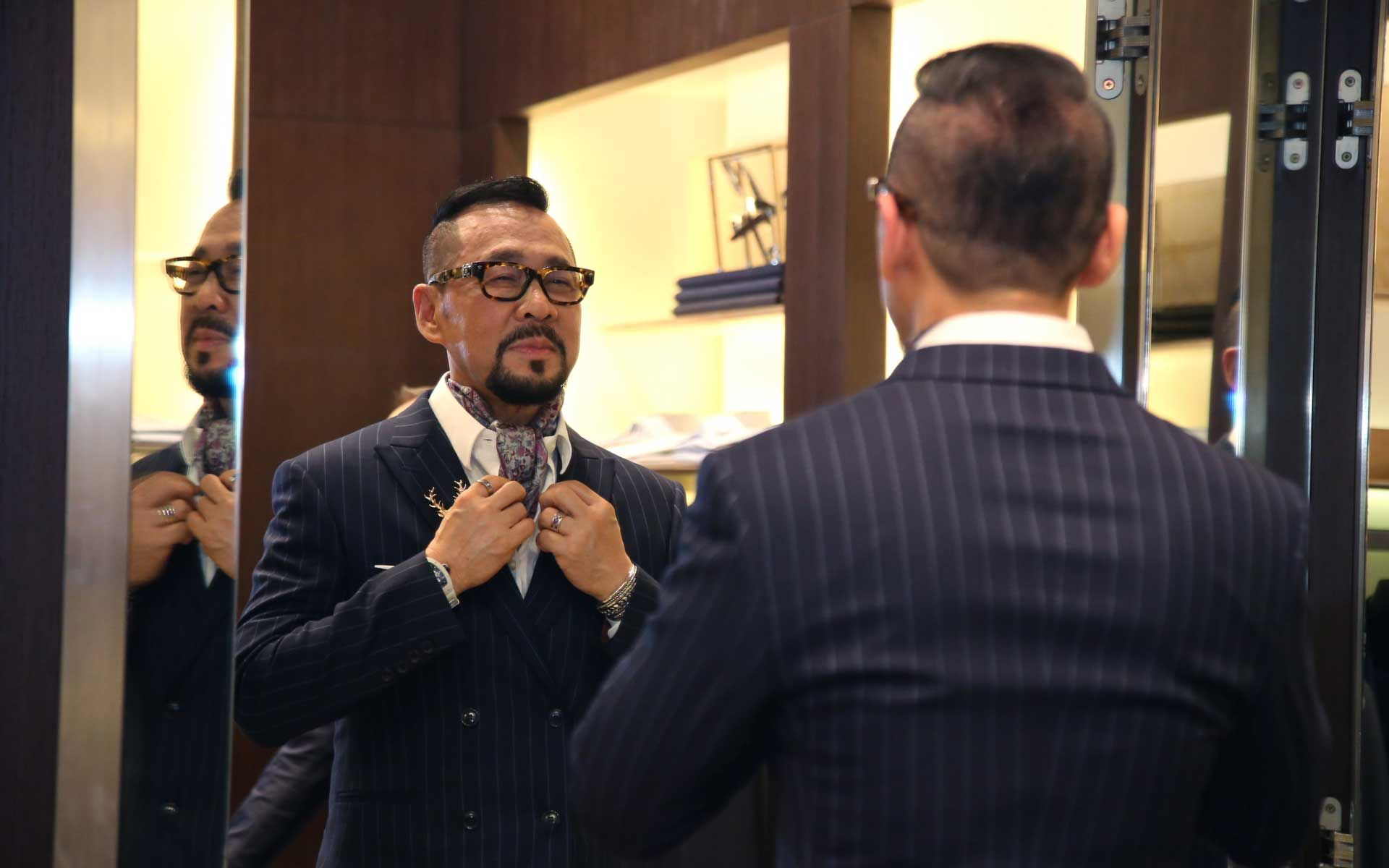 Debonair With Flair: The Transformative Style Evolution Of Datuk Kelvin Tan