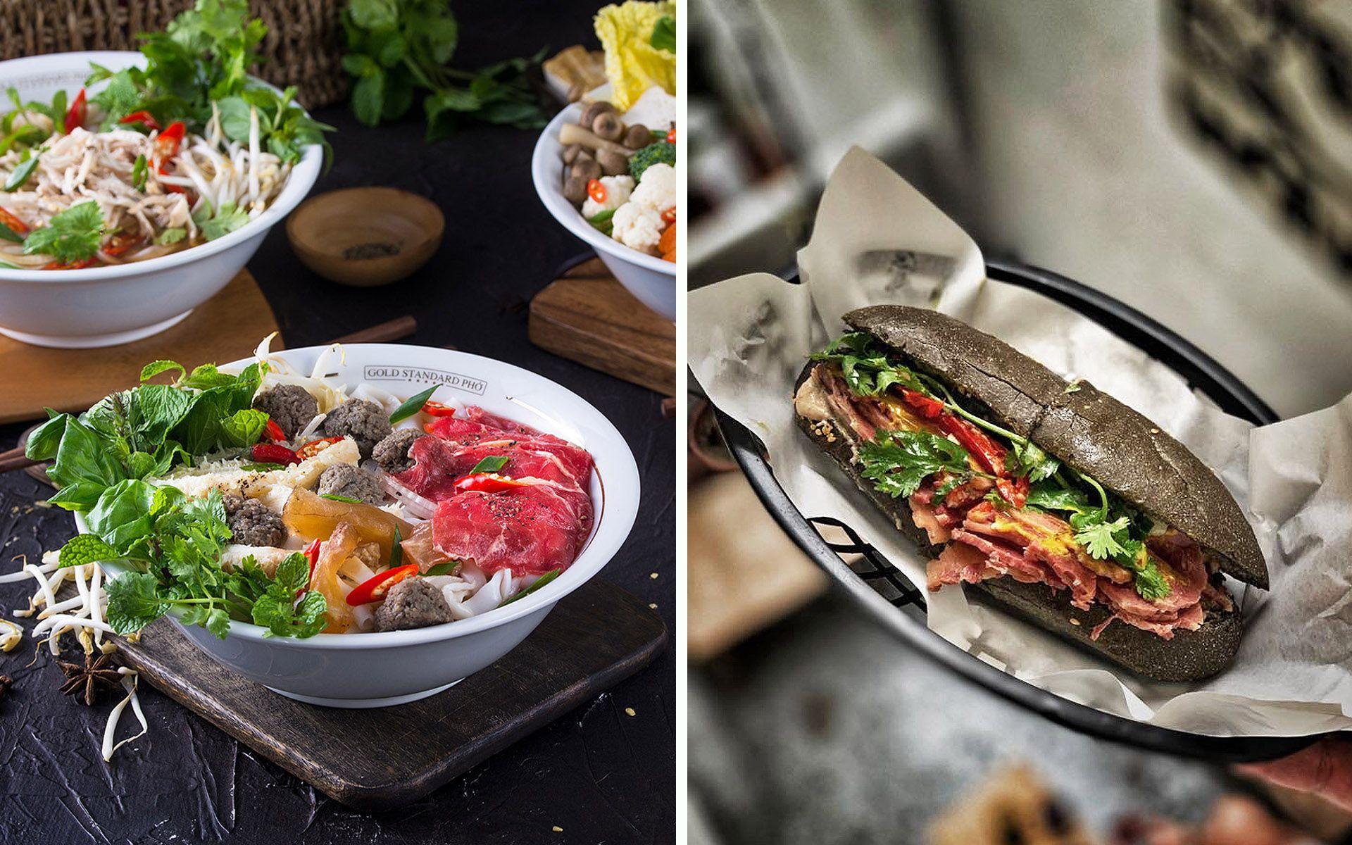 New Vietnamese Eats Near You: Gold Standard Pho & BanhMi+Kopi