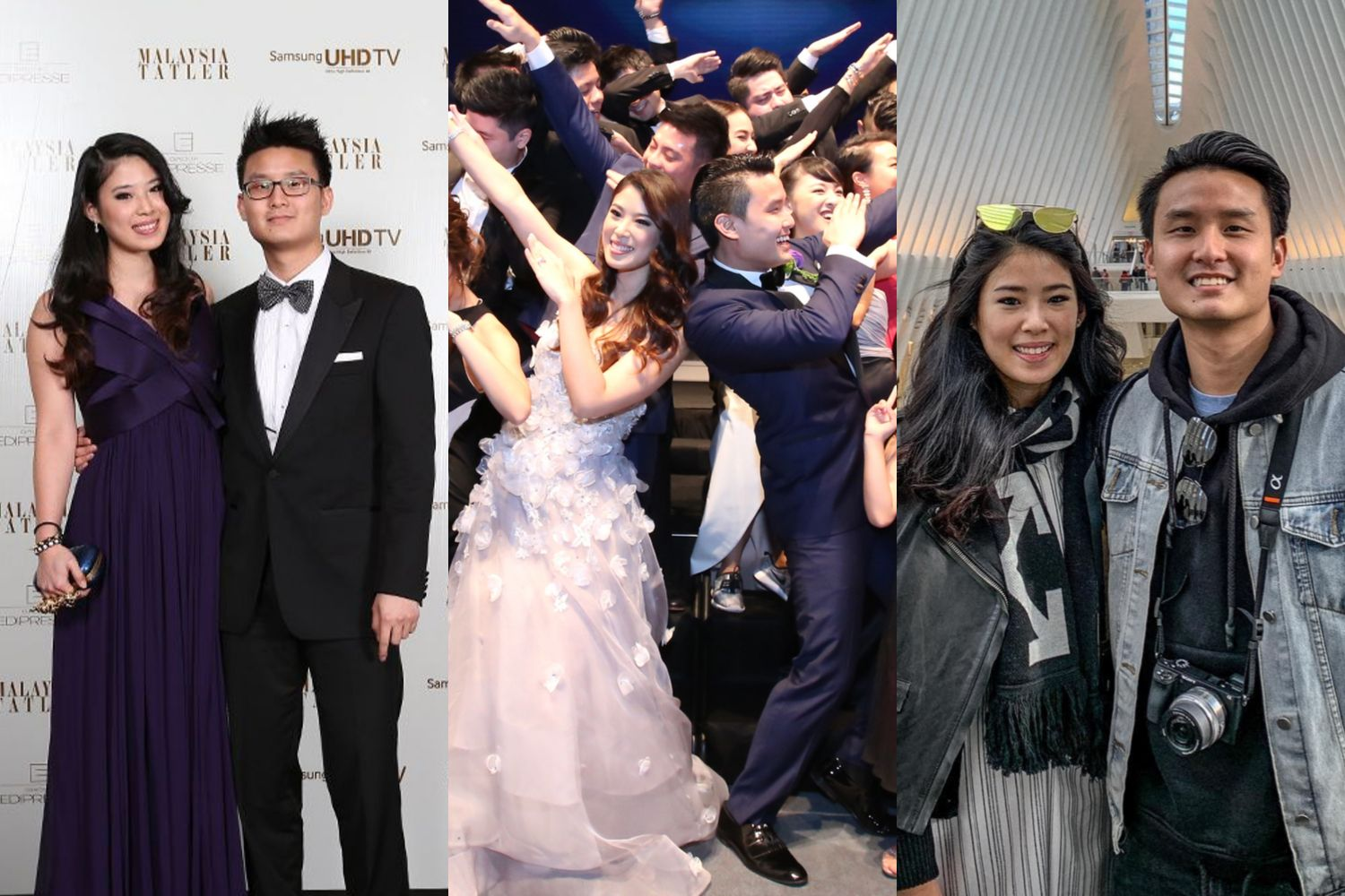 Couple Spotlight: Marriage, Mischief & Candid Moments With Marcus Teo & Juvene Goh