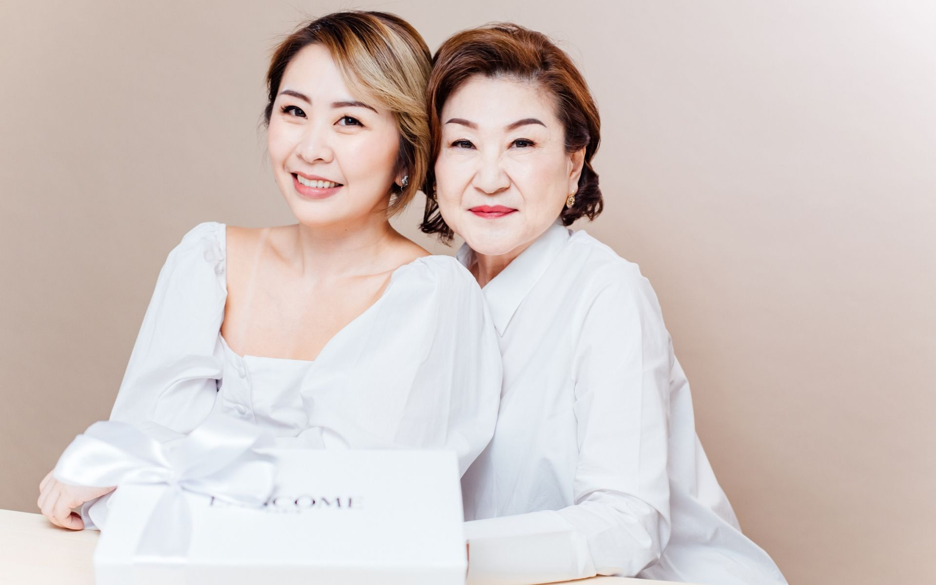 The Beautiful Bond Between In-Laws, Lim Ai San & Connie Lim