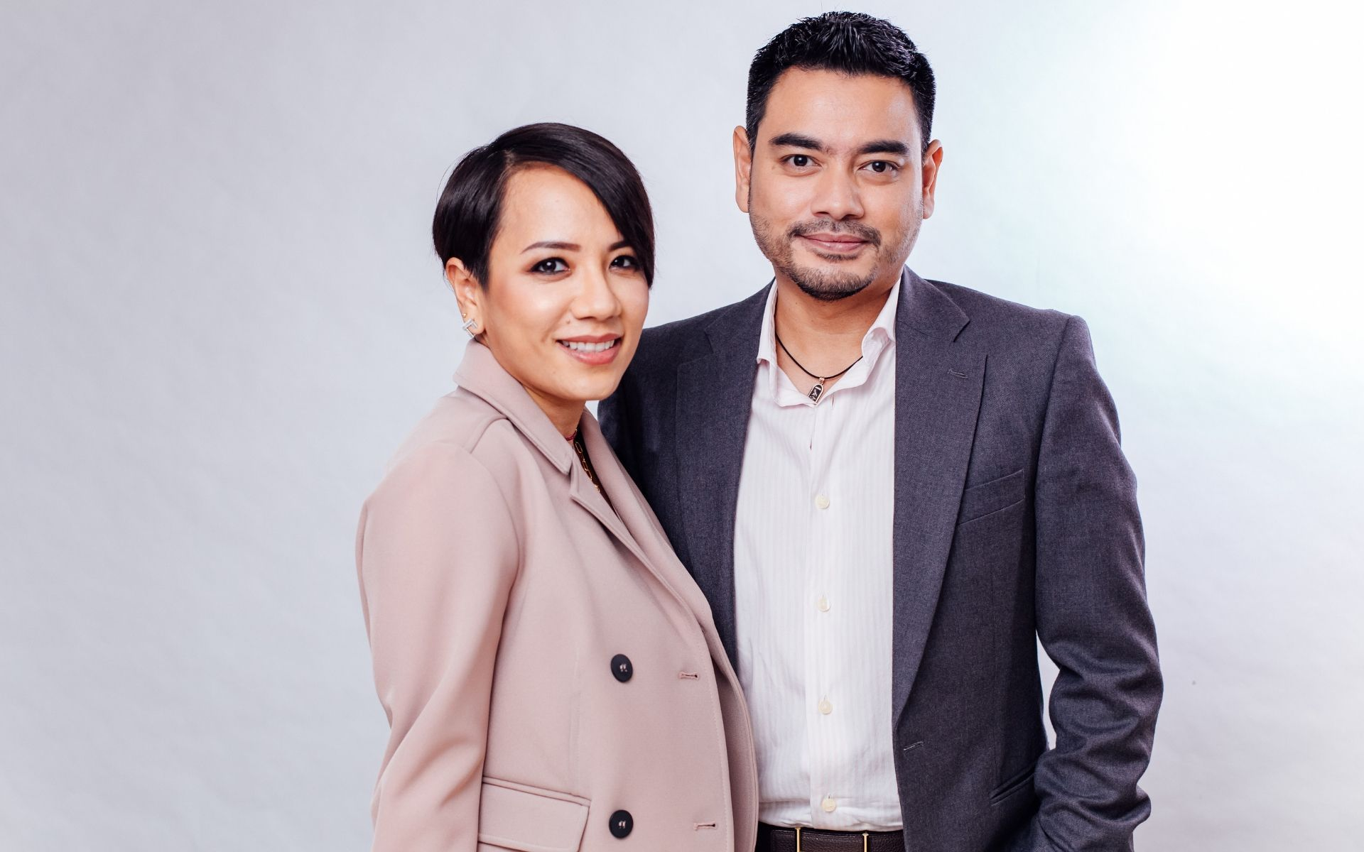 What Makes Tunku Eddy Nasruan Adil & Jeslina Hashim Such A Beautiful Couple