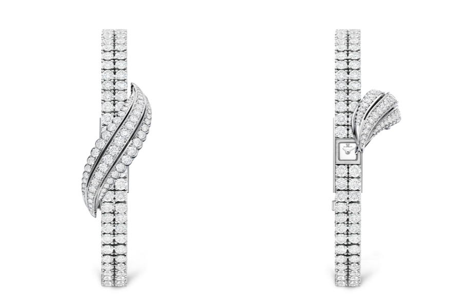 The 101 Feuille Jewellery Watch From Jaeger-LeCoultre Revives An Old Classic