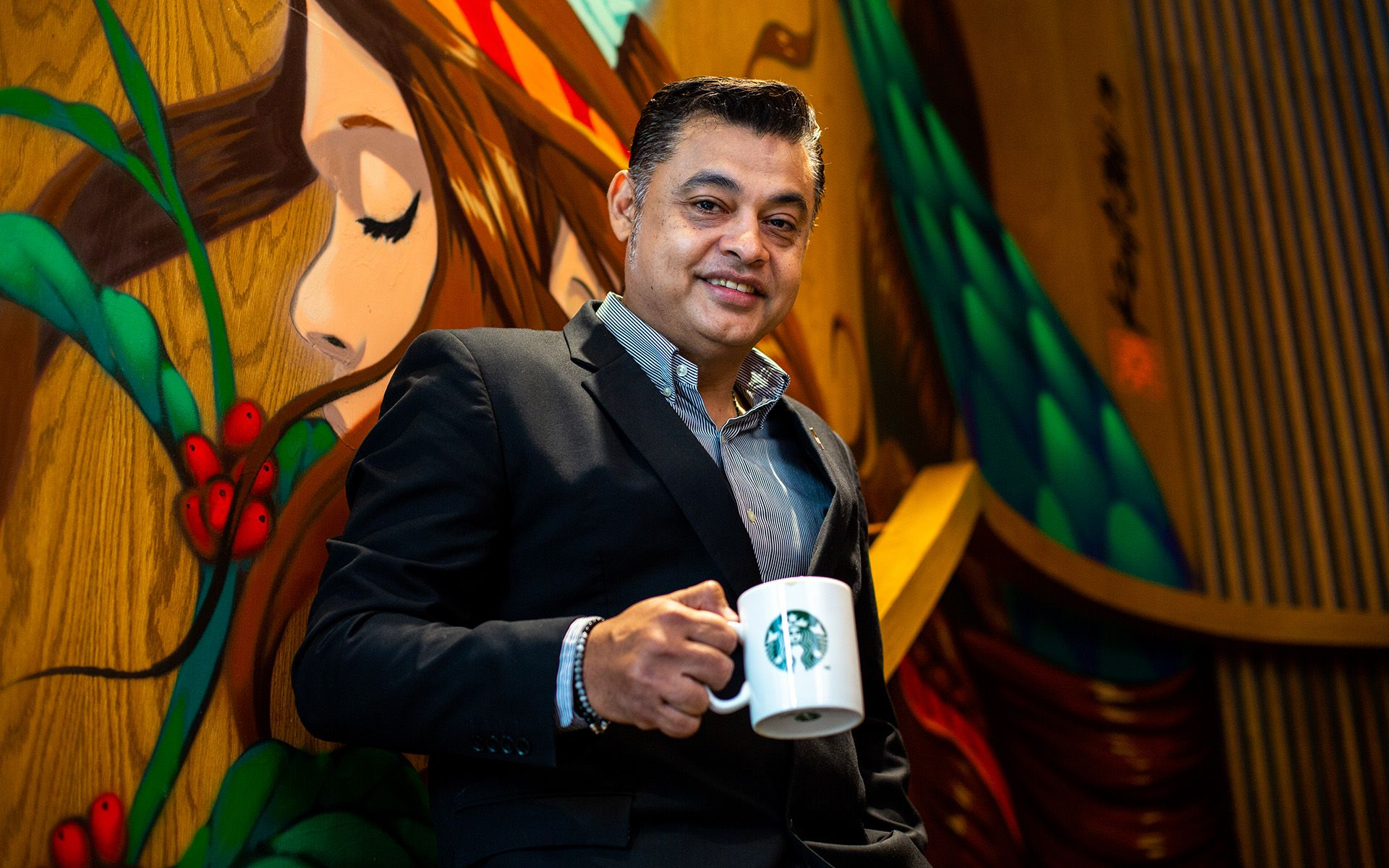 Sydney Quays Sheds Light On Starbucks Malaysia's Watershed Moments