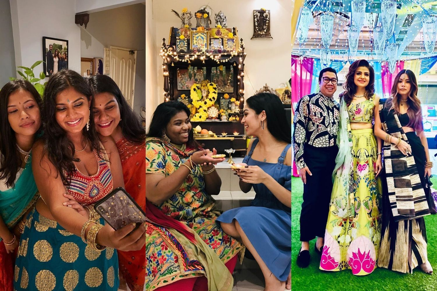 Tatlergrams Of The Week: All The Festive Feels For Deepavali 2019