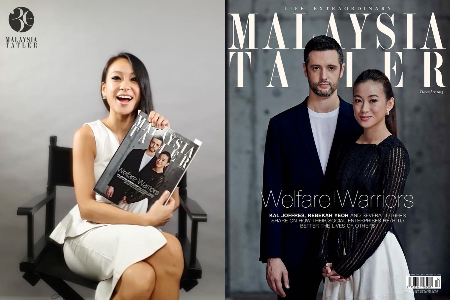 Watch: Rebekah Yeoh Looks Back On Her Past Cover