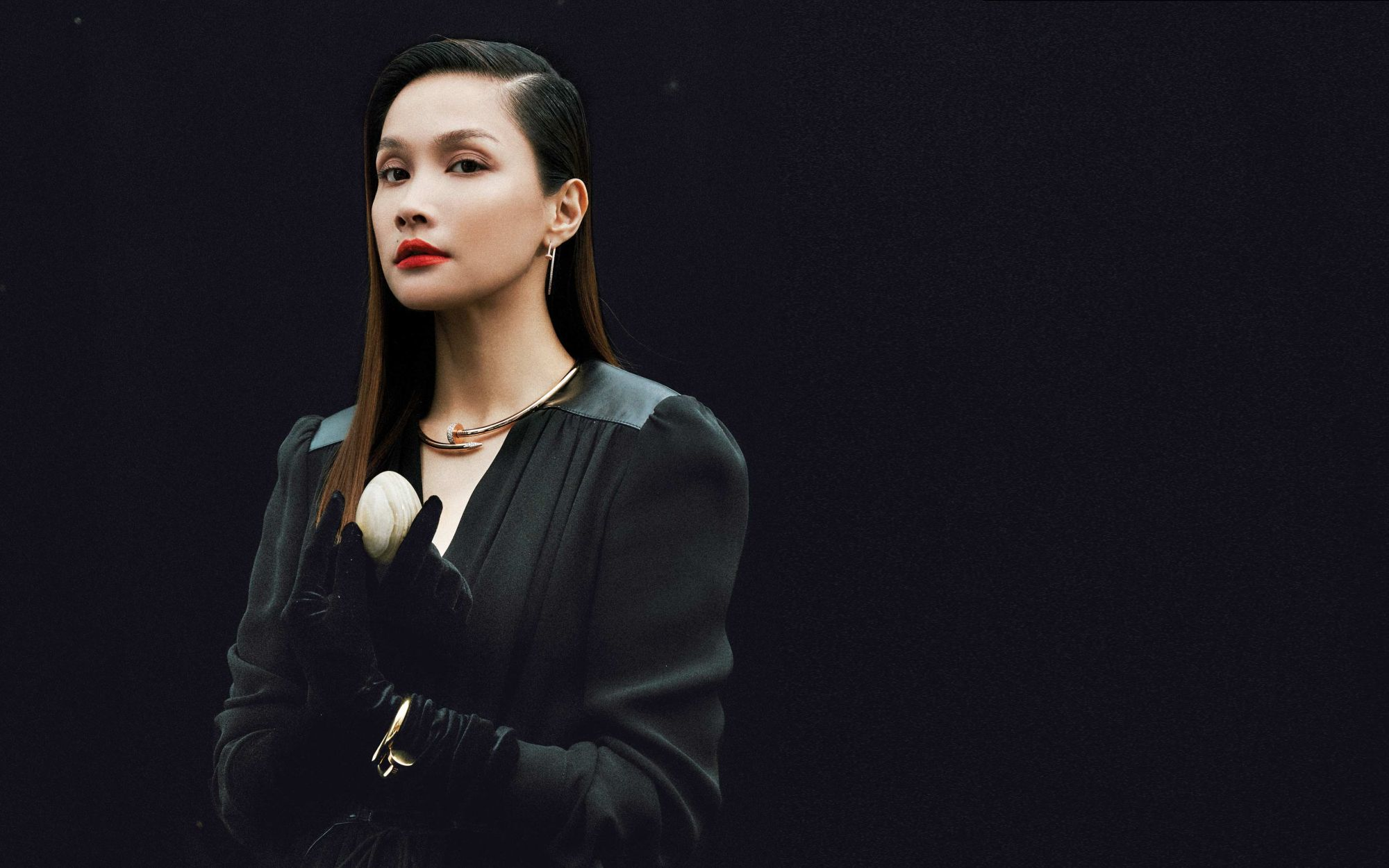 Cover Story: Malaysia Tatler's Most Stylish Woman 2019 Is Style Superstar, Scha Alyahya