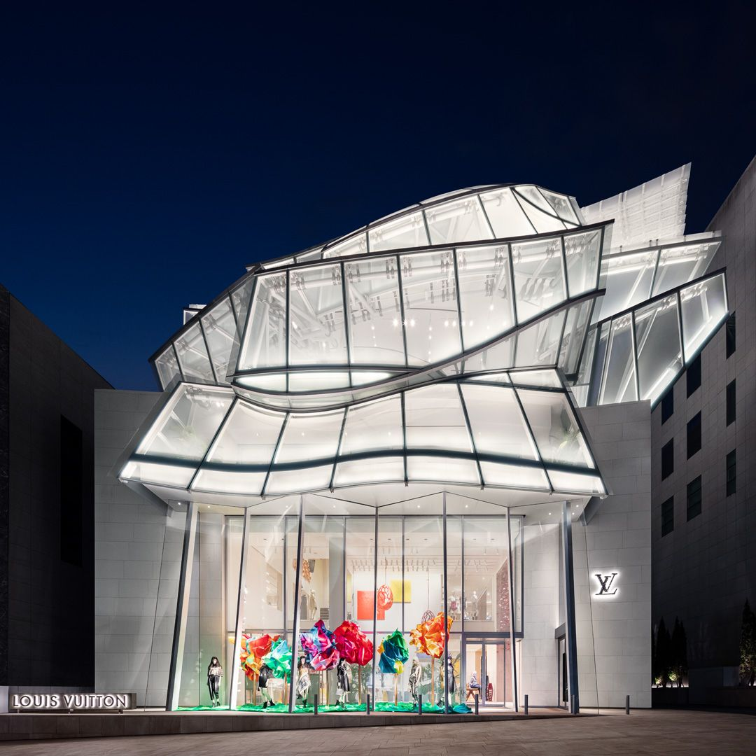 Louis Vuitton Maison Seoul: 5 Features We Can't Stop Thinking About