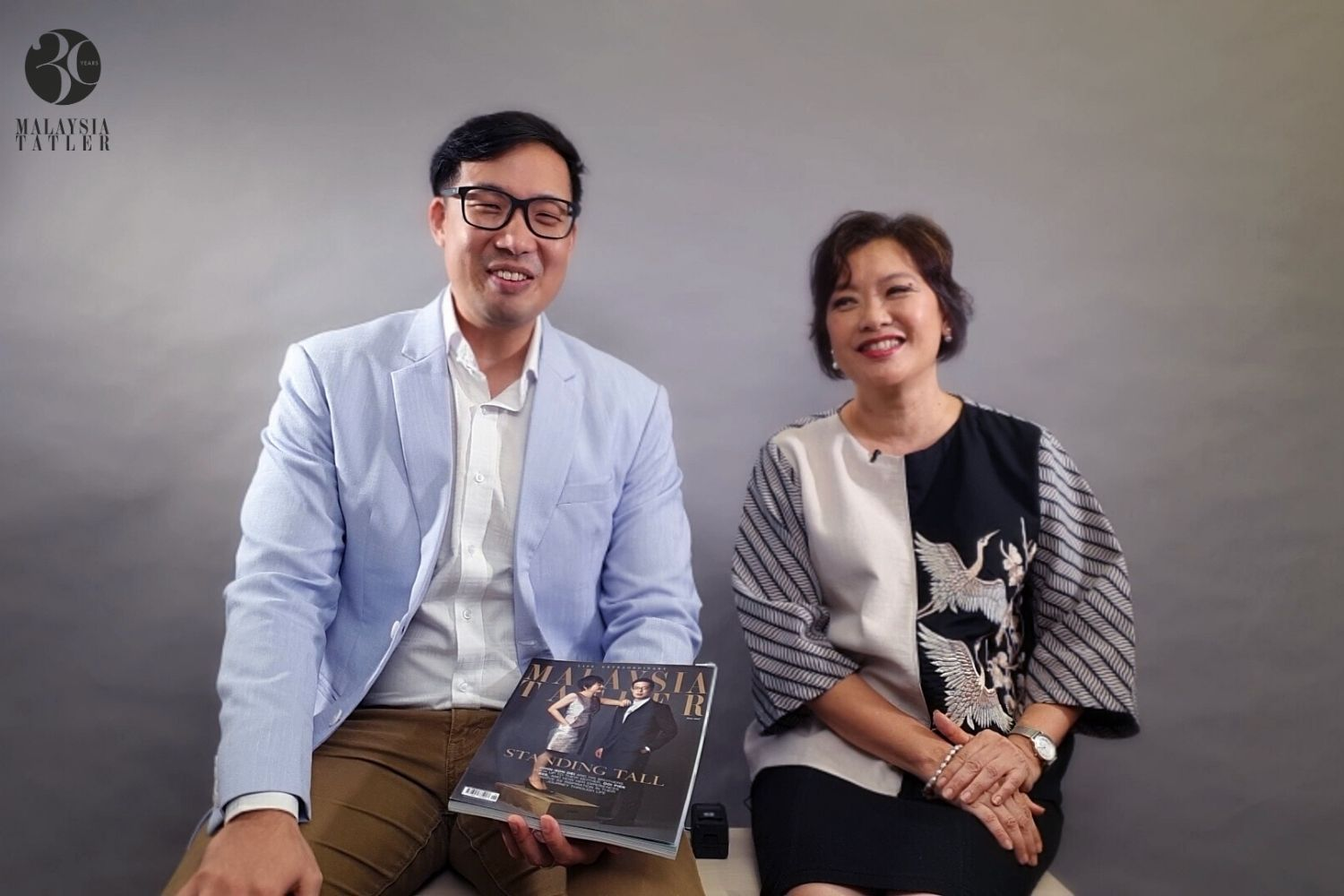 Watch: Mother-And-Son Ooi Piek See & John-Son Oei Look Back On Their Past Cover