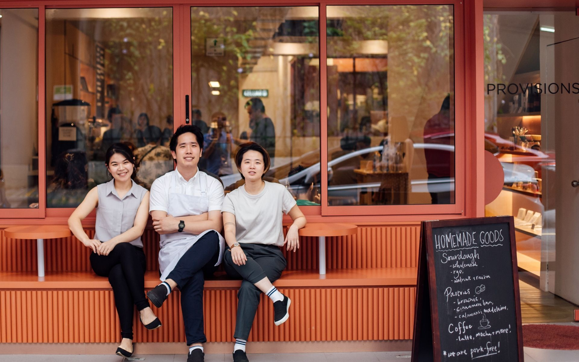 Quality Bread Beckons At Provisions Café By LI Damansara Jaya