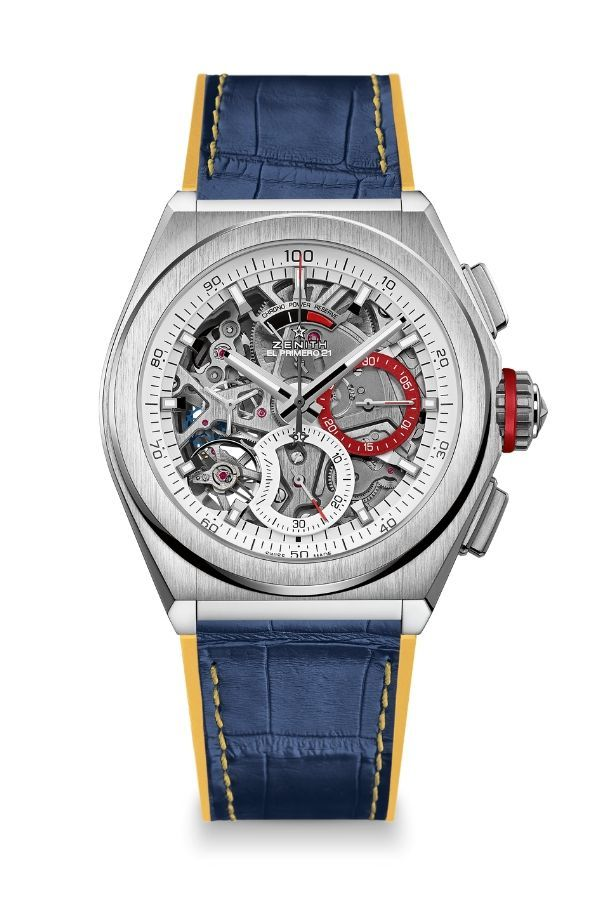 Zenith Creates For Malaysia A Special Edition Defy El Primero 21 Chronograph Watch