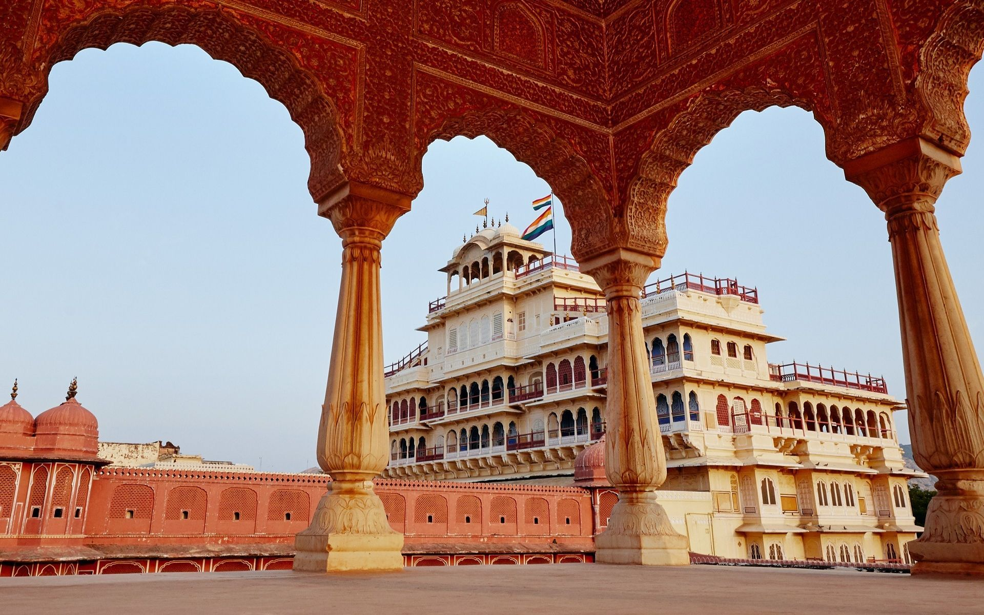 For RM33,000, Airbnb Offers You A Chance To Live Like A Royal At The City Palace Of Jaipur