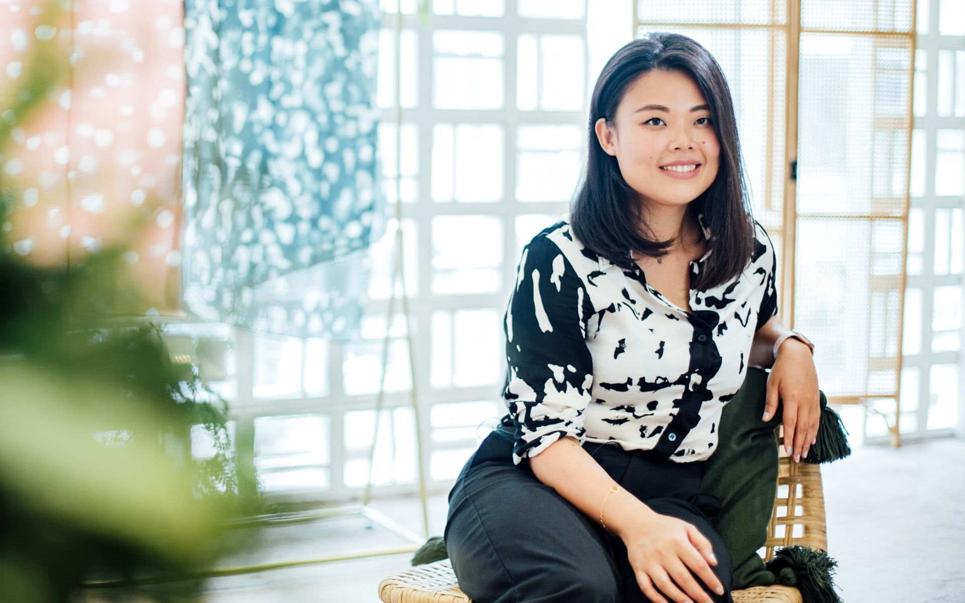 Fashion Focus: Meet Fern Chua, Batik's Passionate Champion