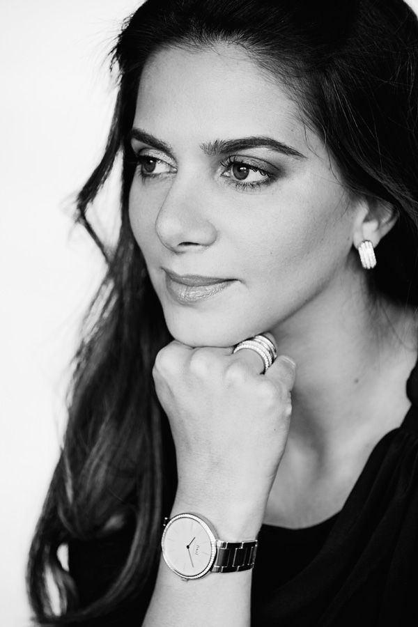 Chabi Nouri: Piaget's CEO On Leadership, Success & Her Bling Of Choice