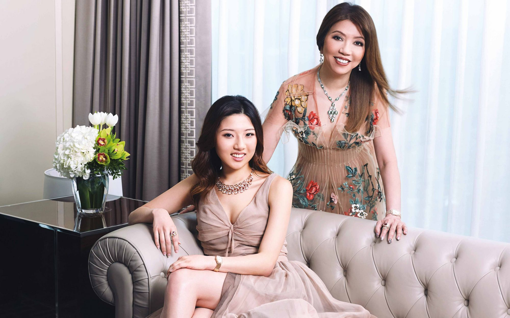Cover Story: The Giving Spirit Of Lee Jim Leng & Daughter Nicole Tham