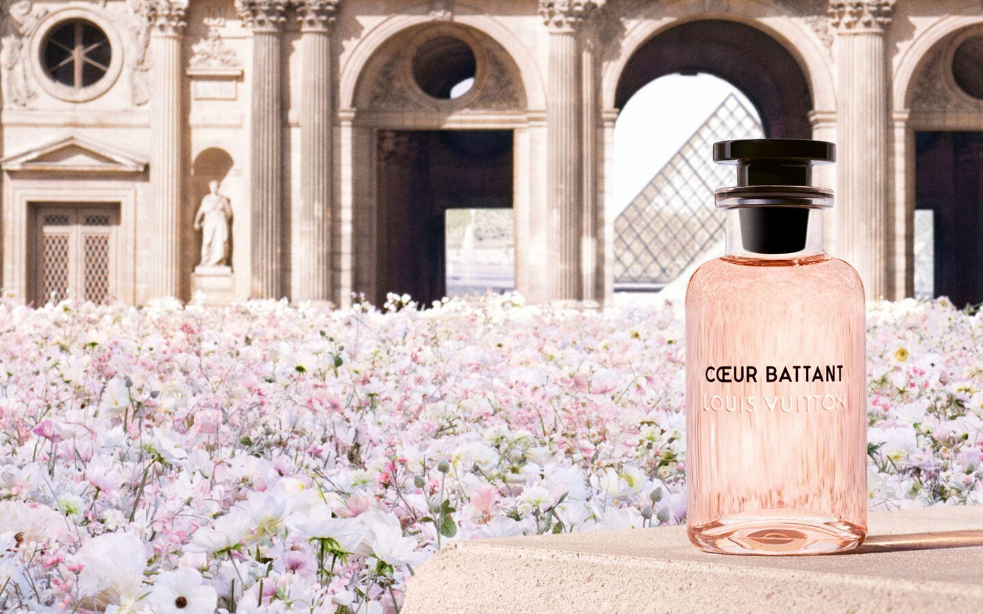 Emma Stone Stars In A Short Film For Louis Vuitton Cœur Battant Fragrance