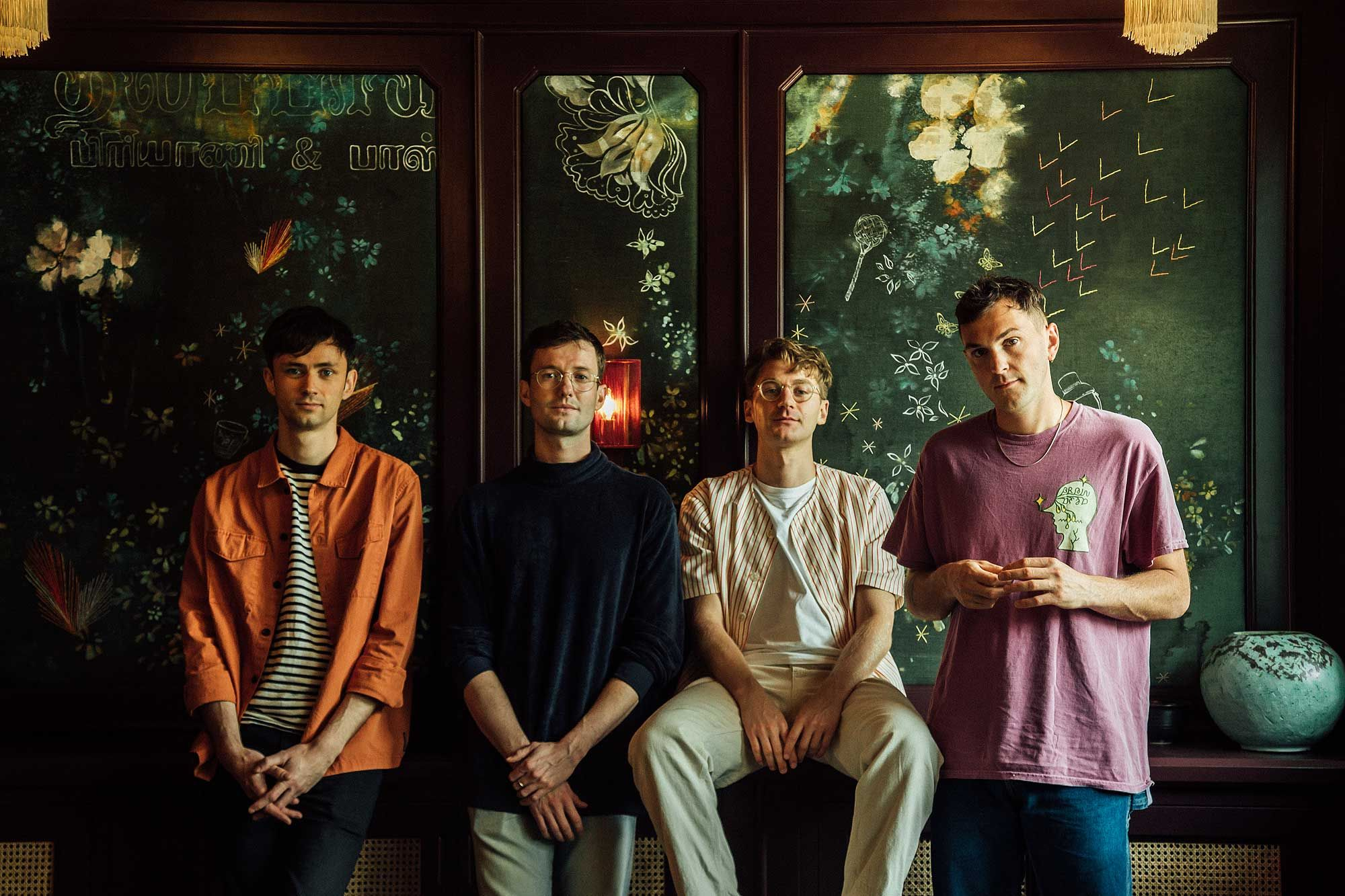 Louder, Bolder & Full Of Swagger: A Post-Urbanscapes Conversation With British Band Glass Animals
