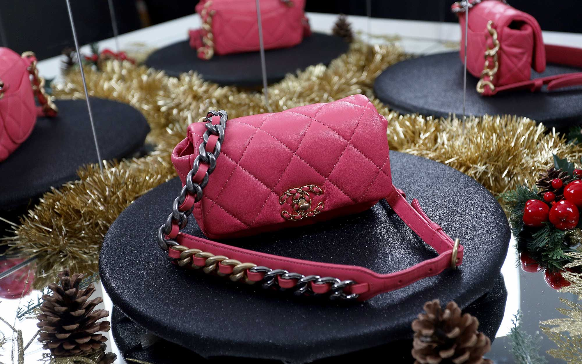 Let Chanel Bring A Little Sparkle This Christmas