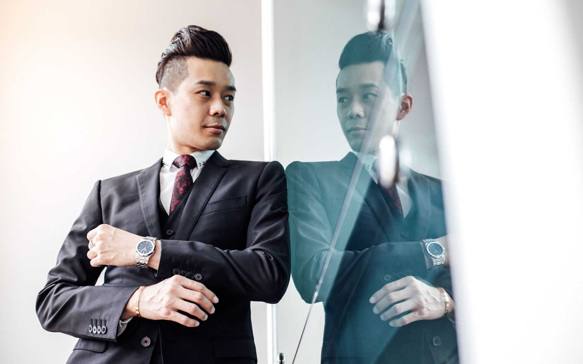 Style Profile: Mah Kok Wah On Engineering His Sharp & Edgy Style