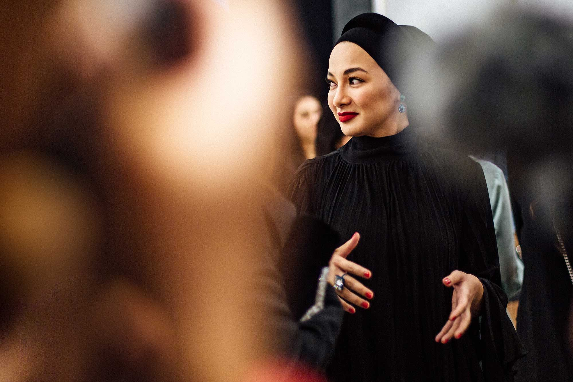 Neelofa Collaborates With Italian Shoe Designer Giuseppe Zanotti