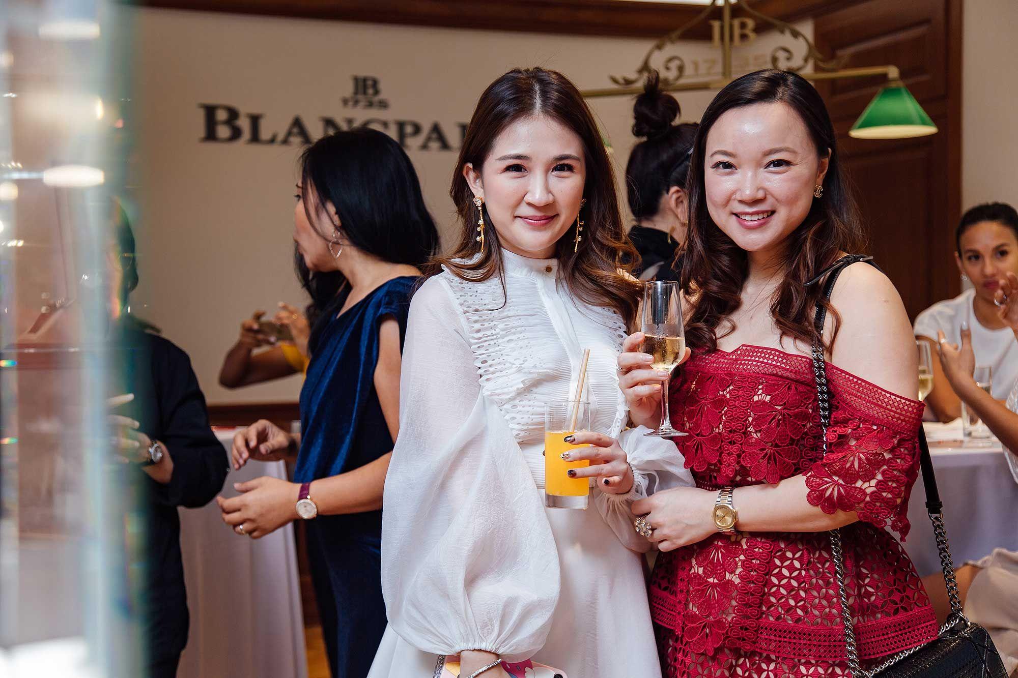 Tan Chia Yee and Chong Mun Yi