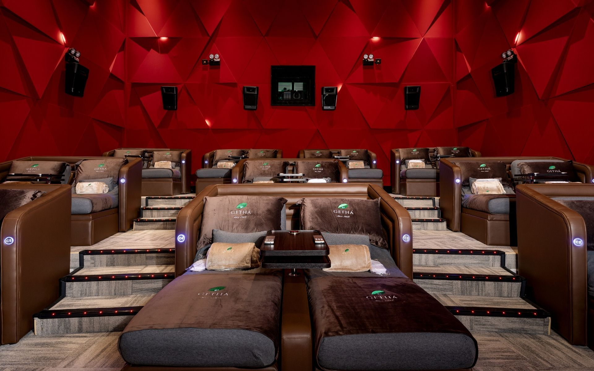 Catch A Movie At Aurum Theatre, Malaysia's Most Luxurious Cinema ...
