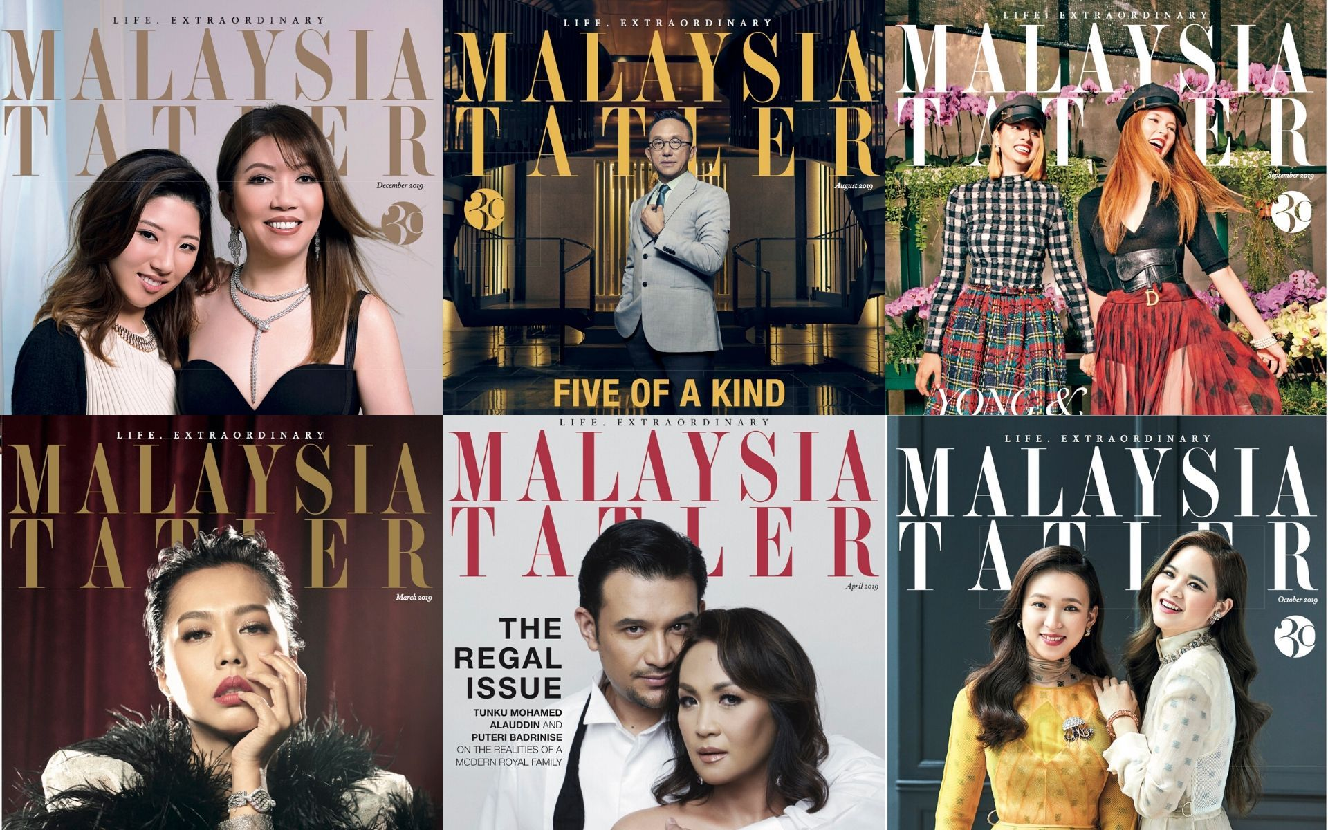 Our 2019 Cover Personalities Look Back On The Last Decade - And What They Look Forward To In 2020
