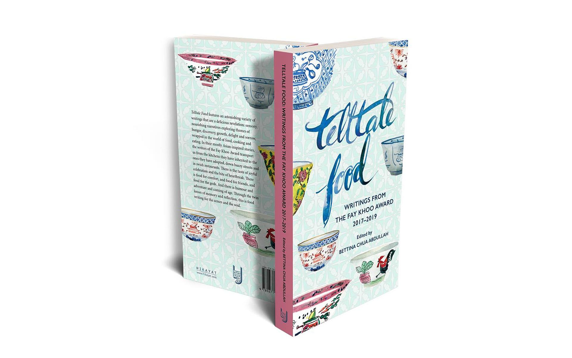 Telltale Food, Malaysia's First Food Anthology
