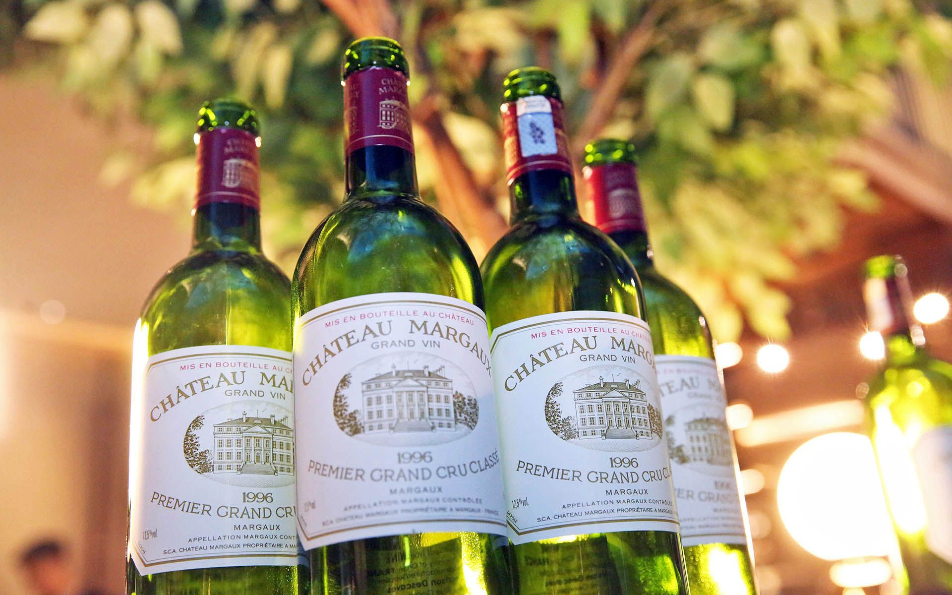 An Indelible Wine Dinner By The Illustrious Château Margaux At Sabayon, EQ