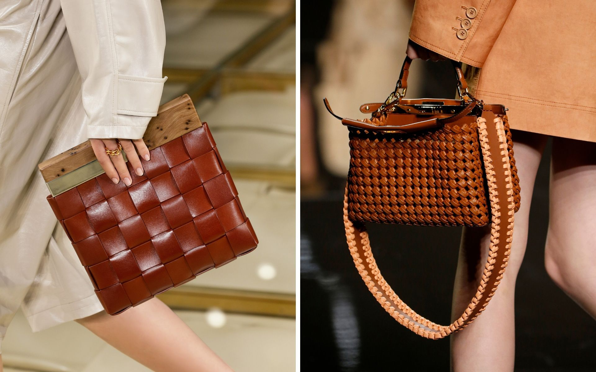 Spring Summer 2020 Celebrate The Art Of Weaving With Chanel Bottega Veneta Dior Tatler Malaysia