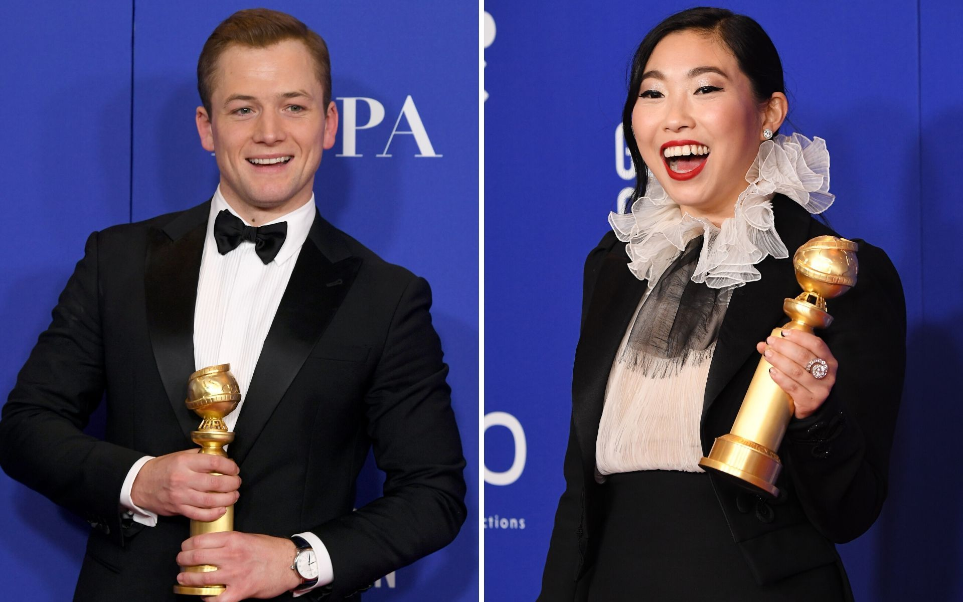The Best Jewellery And Watches At The Golden Globe Awards 2020